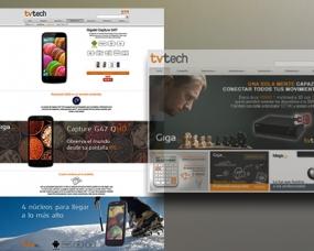 Proyecto Web – Grupo Tvtech